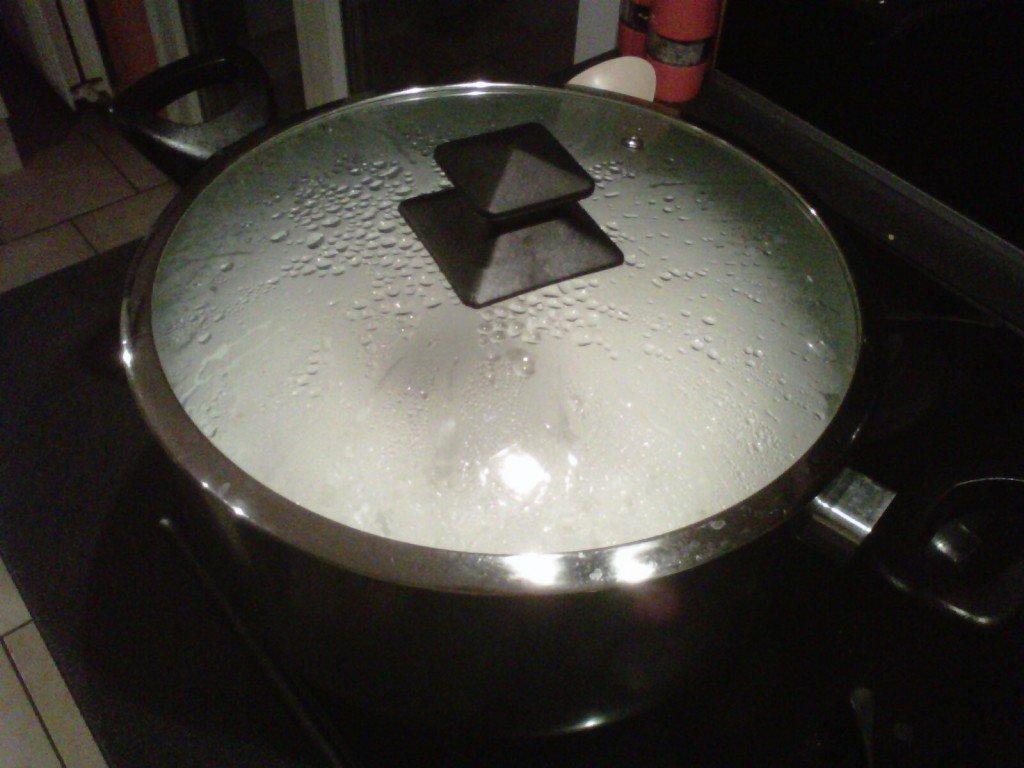blog culinaire de christine kong comment cuire le riz par aborption ou pilaf la casserole. Black Bedroom Furniture Sets. Home Design Ideas